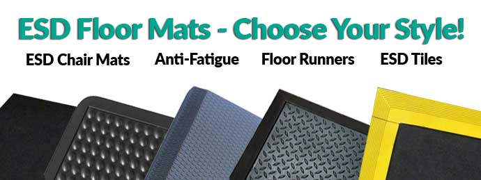 ESD Floor Mats