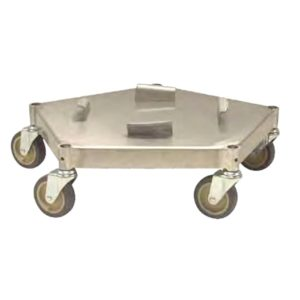 esd trash can dolly