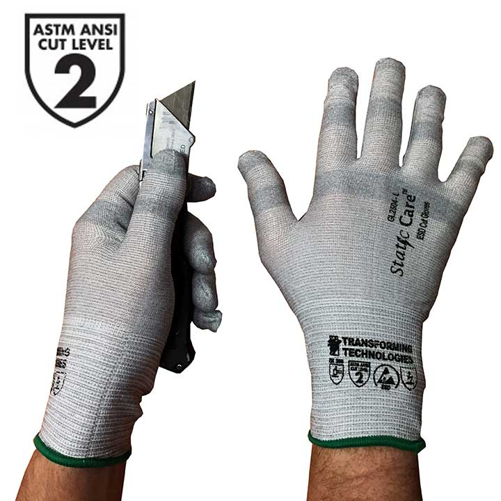 GL2500 StaticCare ESD Cut Resistant Gloves