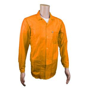 Hi-Vis ESD Jacket - Orange