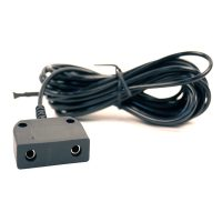 Low profile common point ground cord