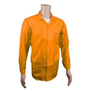 Hi-Vis ESD Jacket - Orange